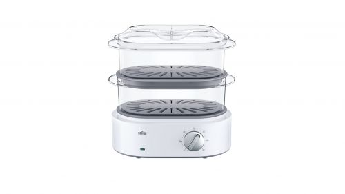 Identity Collection Food steamer FS 5100 White